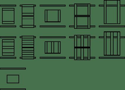 hyllplan-lasttyper