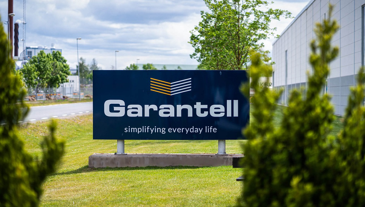 Outside Garantell